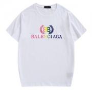 おすすめコーディ ルバレンシアガ すっきりしたシルエット BALENCIAGA キレイめな印象を与えてくれ 多色可選 半袖Tシャツ  2019年春夏のトレンド