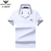 半袖Tシャツ ベスト系のアイテム アルマーニ ARMANI 2019に人気もまだまだ継続しています 多色可選 最新のトレンドを感じされる