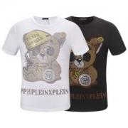 PHILIPP PLEIN 2019春夏人気トレンドアイテム Tシャツ/半袖 もっとファション感を表現される2色可選フィリッププレイン