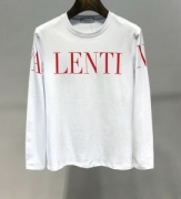 ヴァレンティノ VALENTINO 長袖Tシャツ 2色可選 今季特に注目したい2019人気色 絶妙な秋冬カラーおすすめ