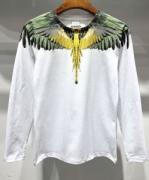 マルセロバーロン Marcelo Burlon 長袖Tシャツ 2色可選 今売れてる2019-20AW人気新作 2019-20年人気急上昇中の