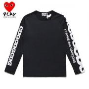 2020秋冬 サイズ豊富 COMME des GARCONS コピー 長袖Tシャツ 2色可選