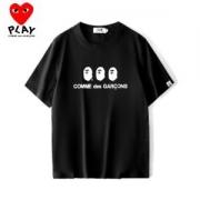 2020秋冬 高級感演出 半袖Tシャツ COMME des GARCONS コピー ブランド 2色可選