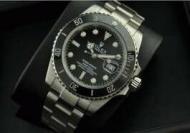王者の風格ROLEX ロレックス メンズウォッチ 腕時計 ブラック文字盤_品質保証