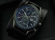 腕時計 人気tag heuer カレラ タグホイヤー メンズブラックウォッチ 自動巻き時計 青文字盤 サファイヤクリスタル風防_品質保証