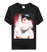 新品 シュプリームtシャツ 超激得高品質 新作 SUPREME クルーネック 大人気 ブラック ホワイト グレー  コットン