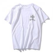 海外最新モデル 人気定番 2色可選 クロムハーツ CHROME HEARTS  半袖Tシャツ   ファッション感満載!