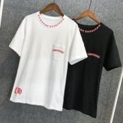 2019年春夏の流行アイテム半袖Tシャツ今すぐ欲しい CHROME HEARTS 2色可選クロムハーツ