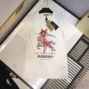 BURBERRY バーバリー 半袖Tシャツ 2色可選 シンプルで大人っぽい印象が素敵 人気は衰えず! 2019春夏新作登場
