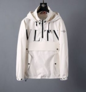 お洒落を楽しみたいこの季節 VALENTINO フード付きコート 2色可選 2【2019-20年】今きてる最先端ブランド