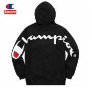 上品な秋冬スタイルに  Supreme X Champion 19AW  Hooded Sweatshirt 4色可選  パーカー トレンド入り確実最新コレクション