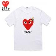 ファション性の高い 2020秋冬 COMME des GARCONS ブランド コピー 半袖Tシャツ 3色可選