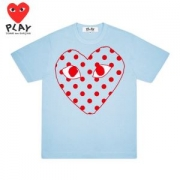COMME des GARCONS コムデギャルソン ブランド 偽物 通販 絶大な人気を誇る コムデギャルソン 2020秋冬 半袖Tシャツ 3色可選